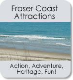 Fraser Coast Attractions